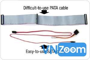 Ảnh động - Ổ cứng là gì cách ổ cứng HDD hoạt động như thế nào ? PATA_vs_SATA