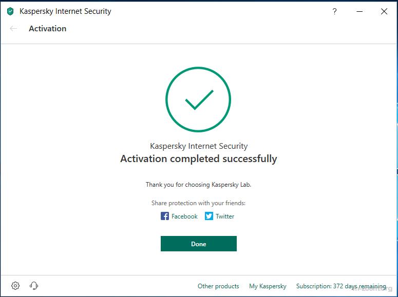 Share key Kaspersky: Antivirus, Internet Security, Total