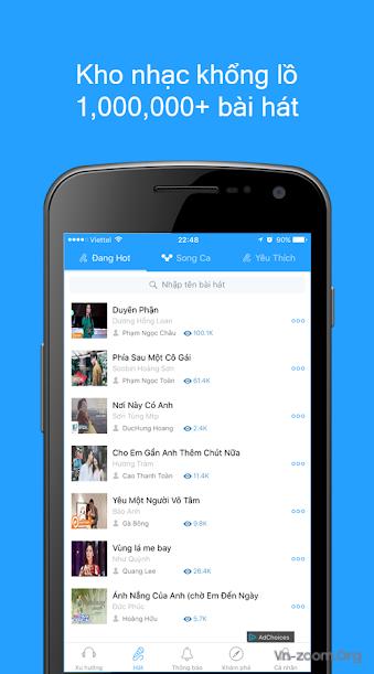 Chia sẻ - Tổng hợp 8 ứng dụng hát Karaoke hay nhất trên Android