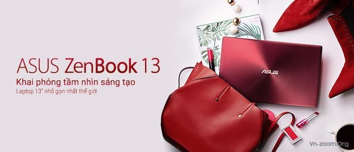 Kết quả hình ảnh cho ASUS ZenBook 13 (UX333) ra mắt phiên bản Đỏ Burgundy cho mùa 8/3