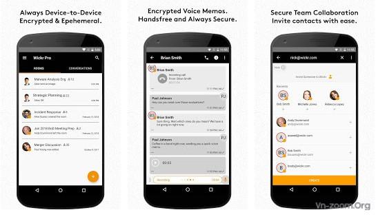 Chia sẻ - Tổng hợp TOP 6 ứng dụng thay thế WhatsApp trên